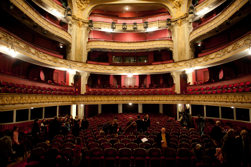 LILLE, Opéra