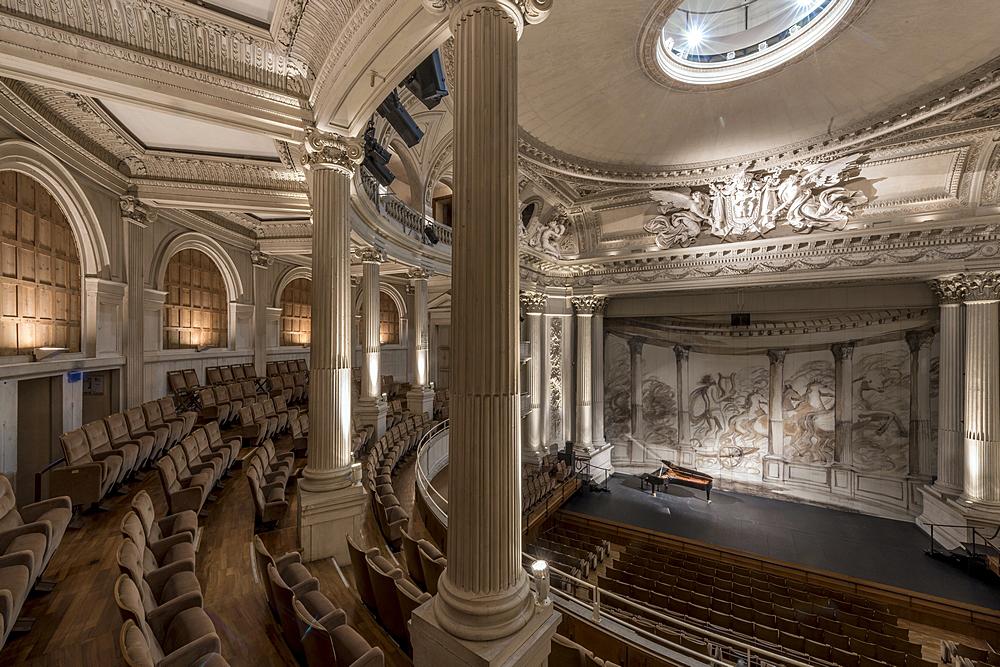 COMPIÈGNE, Théâtre impérial