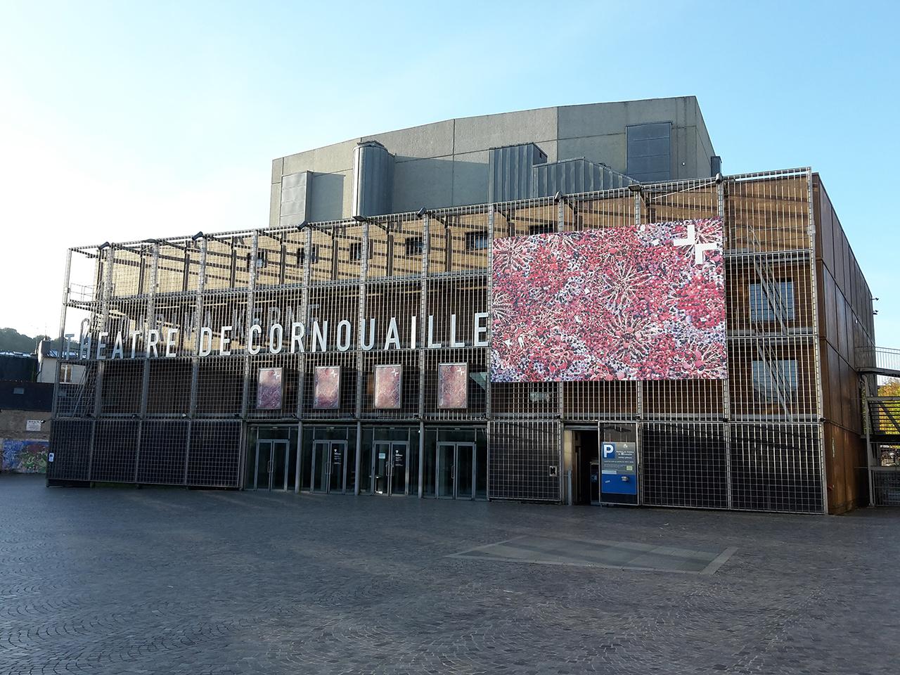 QUIMPER, Théâtre de Cornouaille