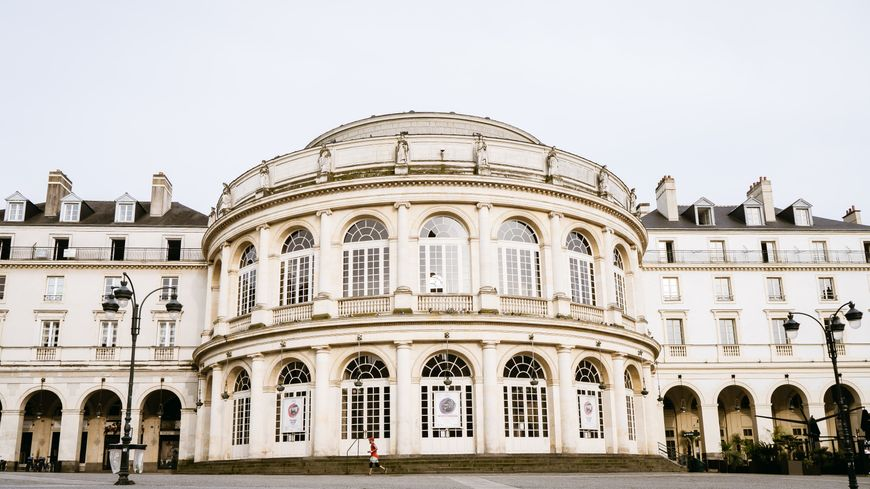 RENNES, Opéra