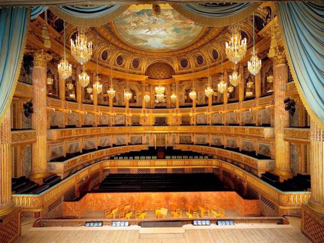 VERSAILLES, Opéra royal